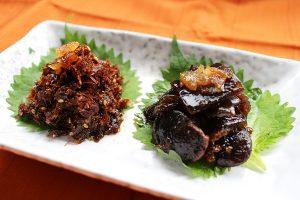 柚子の薫り佃煮シリーズが今年も数量限定で販売です!