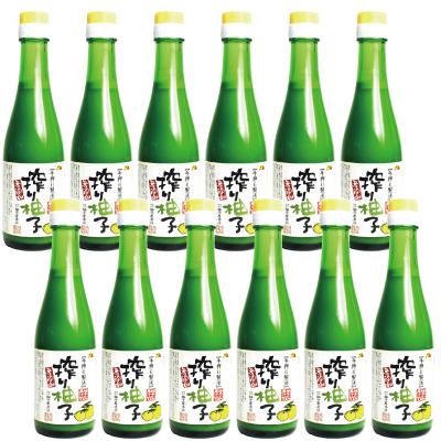 搾り柚子(200ml)12本