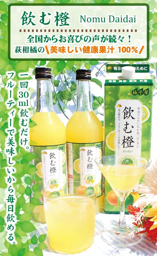 飲む橙(のむだいだい)