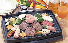 焼肉(鉄板焼き)