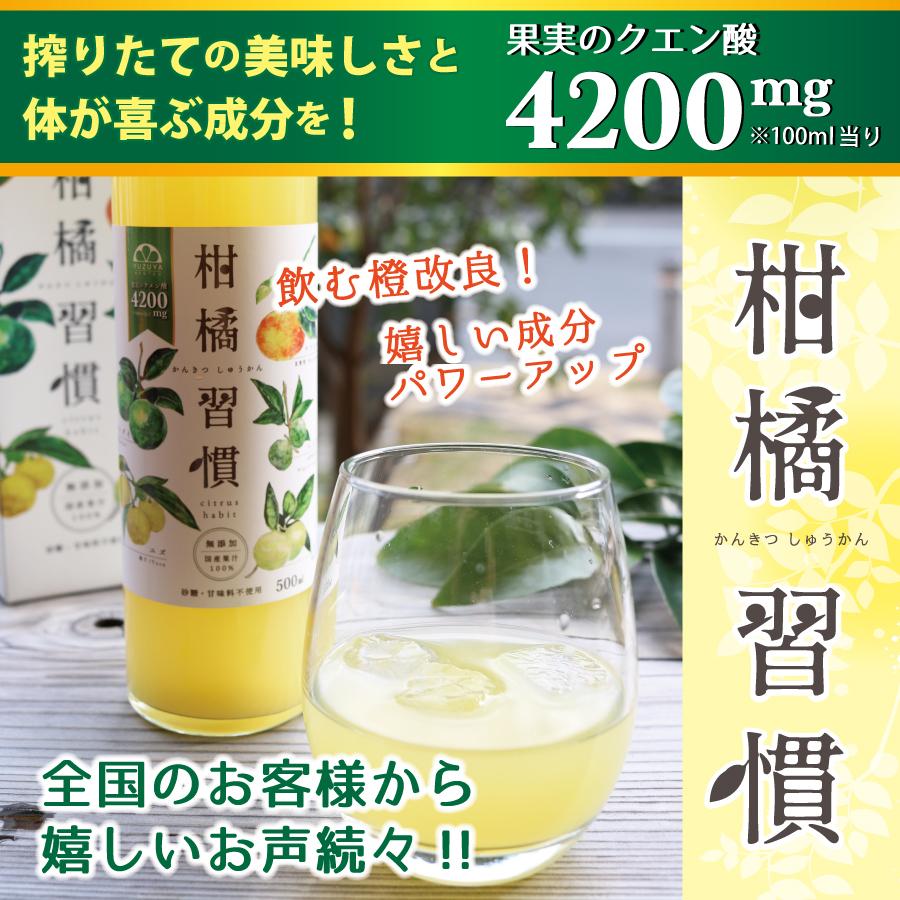 柑橘習慣-搾りたての美味しさと成分を-飲む橙改良版-果実のクエン酸4200�r