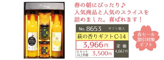 8653-萩の香りギフトC-14-春セール