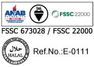 食品安全方針・FSSC22000
