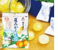 夏みかん塩飴(しおあめ)