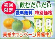 飲む橙実感セット